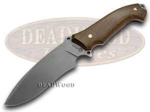 BOKER TREE BRAND Guayacan Ebony Wood Arbolito Buffalo Soul I Fixed Blade Knife Knives