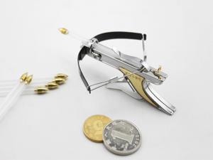 The world's smallest crossbow Super mini crossbows