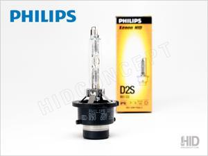 PHILIPS 4300K OEM D2S HID BULB MADE IN GERMANY #85122 35W - Pack of 1
