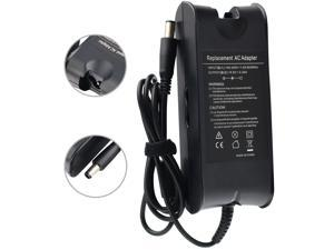 65W Replacement AC Adapter Charger for DELL 1650-05D2 PA-1650-02Dw 7W104 9T215 DF263 LA65NS0-00 PA-12 PA-1650-05D PA-1650-05D2 PA-1900-02D PA12 Dell PA-12 5U092 AA22850 U7088 F7970 N2765 T2357 F8834