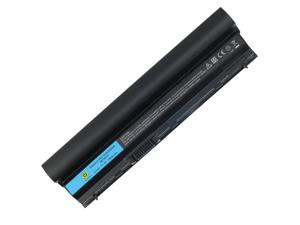 Bay Valley Parts®9-Cells Replacement Laptop Battery for DELL Latitude E6120 Latitude E6220 Latitude E6230 Latitude E6320 Latitude E6320 XFR Latitude E6330 Latitude E6430S