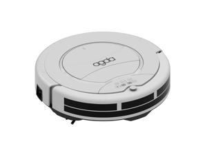 AGDA� B2000 Intelligent Smart Automatic Robotic Vacuum Cleaner for Pet Hair, Allergens and Everyday Dust Removal, Powerful Suction (White)