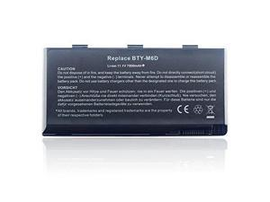 Bay Valley Parts® Replacement Battery for MSI BTY-M6D - 9-CELL