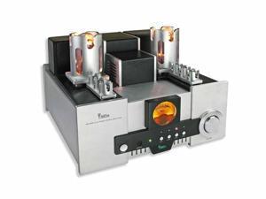 YAQIN MS-650B 845 x 2 Vacuum Tube Hi-end Tube Integrated Amplifier silver