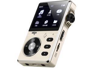 Aigo mp3-108 High-quality lossless hifi music player with screen portable 8G Gold
