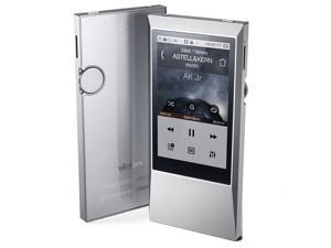 Iriver Astell&Kern AK Jr 64GB Portable Hi-Resolution Bluetooth Music Player Silver
