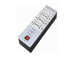 YAQIN ML-1100 6 way Hi End Universal Power Filter Socket