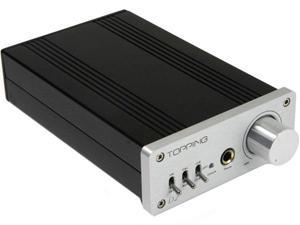 Topping TPD2 Headphone Amplifier + USB DAC + Coaxial + Optical Decoder