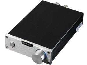 SMSL SA-98E 160WPC TDA7498E Class T Digital Amplifier + Power Adapter Silver