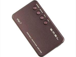 SMSL SAP-7 Portable Headphone Amplifier Purple