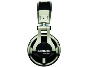 Shure SRH750DJ Professional Quality DJ Headphones (Gold)