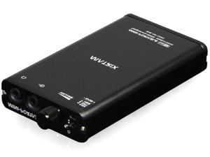 Matrix Mini-Portable DAC 24bit/192KHz Portable Amplifier Decoder AMP DAC Black