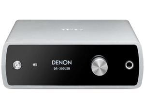 DENON DA-300USB DAC High Quality DSD Audio DAC + Headphone Amplifier (2014 New Brand)