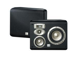 "JBL Studio L Series L820 4-Way, 6"" bookshelf loudspeaker,wall-mountable Black Pair"