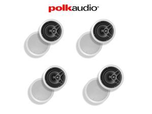 Polk Audio MC80 High Performance In-Ceiling Speaker (4-Pack)