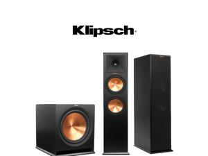 Klipsch RP-280F Reference Premiere Floorstanding Speaker Package with R-115SW 800W 15-Inch Powered Subwoofer