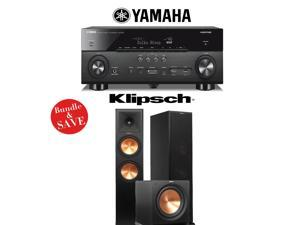 Yamaha AVENTAGE RX-A760BL 7.2-Channel Network A/V Receiver + Klipsch RP-280F + Klipsch R-112SW - 2.1 Reference Premiere Home Theater Package