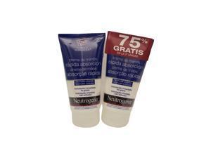 Neutrogena Fast Absorbing Hand Cream, 75 ml. Twin Pack