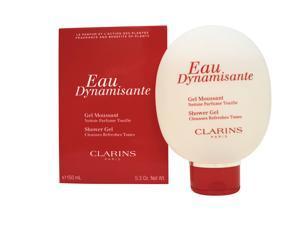 Clarins Eau Dynamisante Shower Gel, 5.3 Oz
