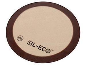 """Demarle Sil-Eco Non-Adherent Baking Mat (Sil-Eco) - Round - 9"""""""