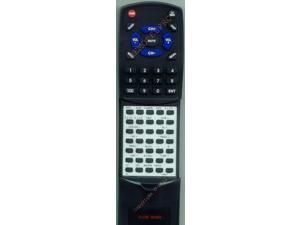 Replacement Remote Control for KIRSCH K3, K10