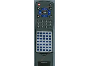 PANASONIC Replacement Remote Control for SAAK330K SILVER, N2QAHB000051, SAAK333