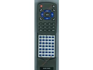 SONY Replacement Remote Control for 141822911, HCDCP11, RMSCP1, CMTCP11, 141829911