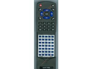 PANASONIC Replacement Remote Control for PTFW430, PTFX400U, N2QAYB000669