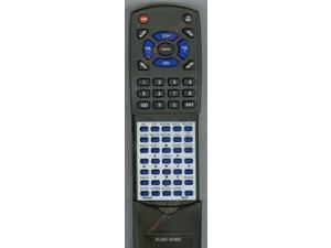 DENON Replacement Remote Control for DVD2200, DVD5900, RC962, 3990902008