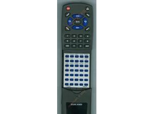 PANASONIC Replacement Remote Control for EUR7622KA0, SCHT425D, SAXR25S
