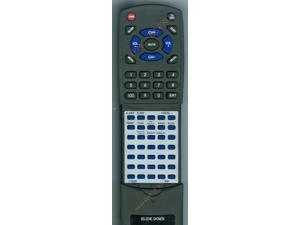 SONY Replacement Remote Control for XDRS3HD, A1259028A, RMTCS3A