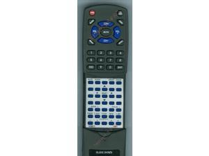 SANYO Replacement Remote Control for 6450856174, CXVC, PLCXF46N