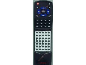 PANASONIC Replacement Remote Control for EUR7720KY0, DMRE75VP, DMRES30V, DMRES40V