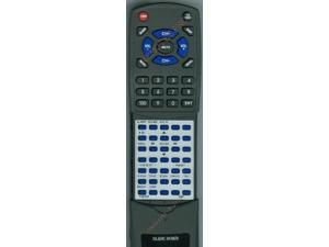 SONY Replacement Remote Control for RMTCS10A, A1497347A, XDRS10HDIP