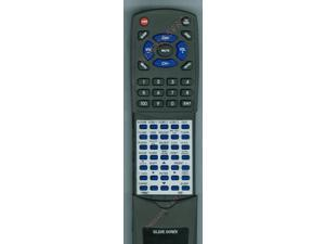 SONY Replacement Remote Control for 147863311, STRDE897, STRDE697, RMPP413, RMPG413