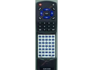SAMSUNG Replacement Remote Control for 00084A, DVDVR375, DVDVR375A, AK5900084A