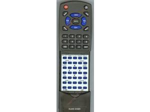 SONY Replacement Remote Control for STRDE635, STRDE435, STRSE591, HTDDW910, SEN8900D