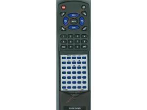 SONY Replacement Remote Control for CFDZ130, CFDZ120, 891758990, RMTCZ130, CFDZ110