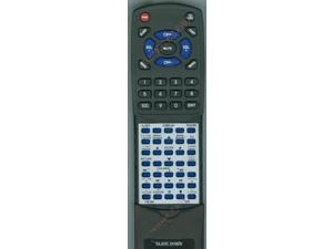 SONY Replacement Remote Control for A1861244A, RMAMU137, RDHGTK33IP