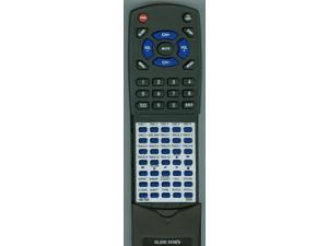 Replacement Remote Control for DENON 4990176008, RC230, DCM450