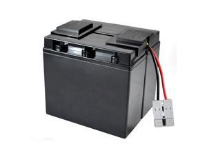 SLA Battery for APC RBC7 - Powerwarehouse replacement RBC7 Catridge #7 Maintenance-Free Lead Acid Battery