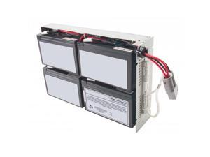 SLA Battery for APC SMT100RMI2U Powerwarehouse replacement RBC132 Catridge #132 Maintenance-Free Lead Acid Battery