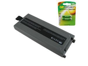 Panasonic Toughbook CF-19 Series Laptop Battery by Powerwarehouse - Premium Powerwarehouse Battery 6 Cell
