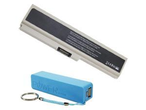 Toshiba Satellite E305, Satellite E305-S1990X, Satellite E305-S1995 Battery - Premium Powerwarehouse Battery 6 Cell PA3921U-1BRS PABAS547