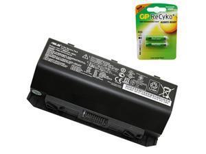 Asus G750, G750J, G750JH, G750JM, G750JS, G750JW, G750JX, G750JZ, ROG G750, ROG G750J, ROG G750JH, ROG G750JM, ROG G750JS, ROG G750JW Battery - Premium Asus Battery A42-G750 0B110-00200000
