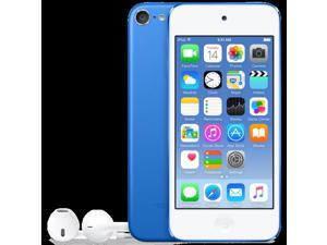 Apple iPod touch 64GB Blue (6th Generation) NEWEST MODEL