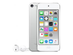 Apple iPod touch 64GB Silver (6th Generation) NEWEST MODEL
