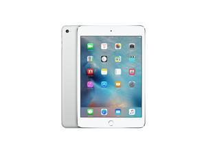 Apple iPad Mini 4 32GB Silver MNY22LL/A