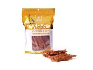 Myfoodie All Natural Dog Treats Tasty Chicken Jerky Premium Chews 32oz Pet Snacks Free Shipping USA Warehouse