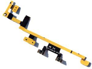 iPad 3 Power On/Off Vibrate Volume Control Switch Key Flex Cable Replacement Part